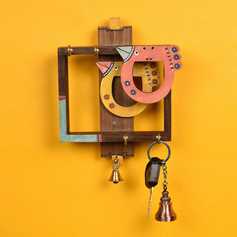 Handcrafted Key Hanger for Decoration