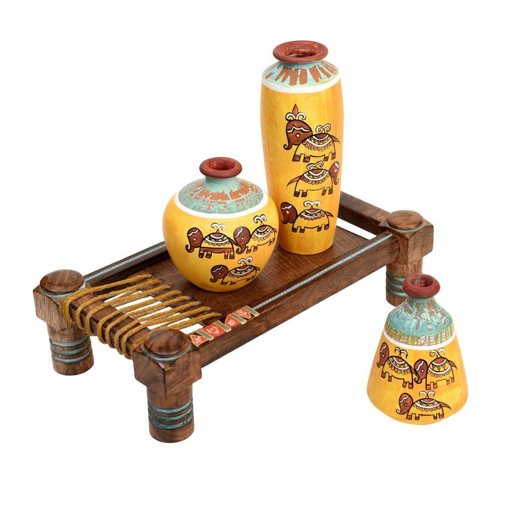 Handcrafted Table Decor Items