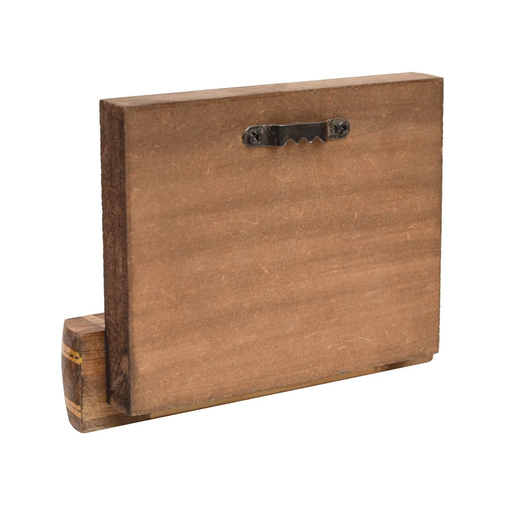 Wooden Key Storage Hook