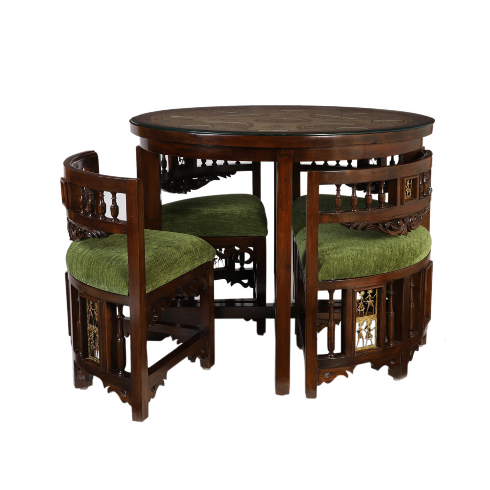 Nizam Feasting Table (38x38x30)