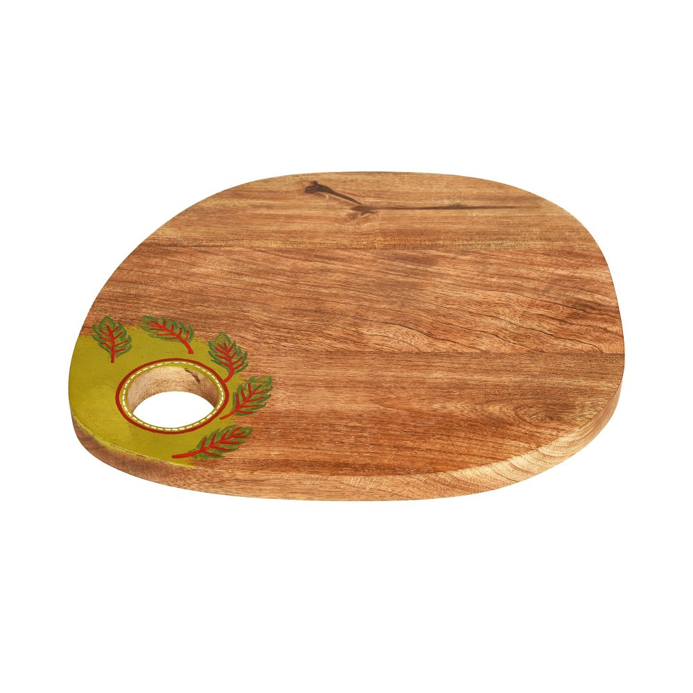 Handcrafted Chopping Board (12x10.5x0.6)