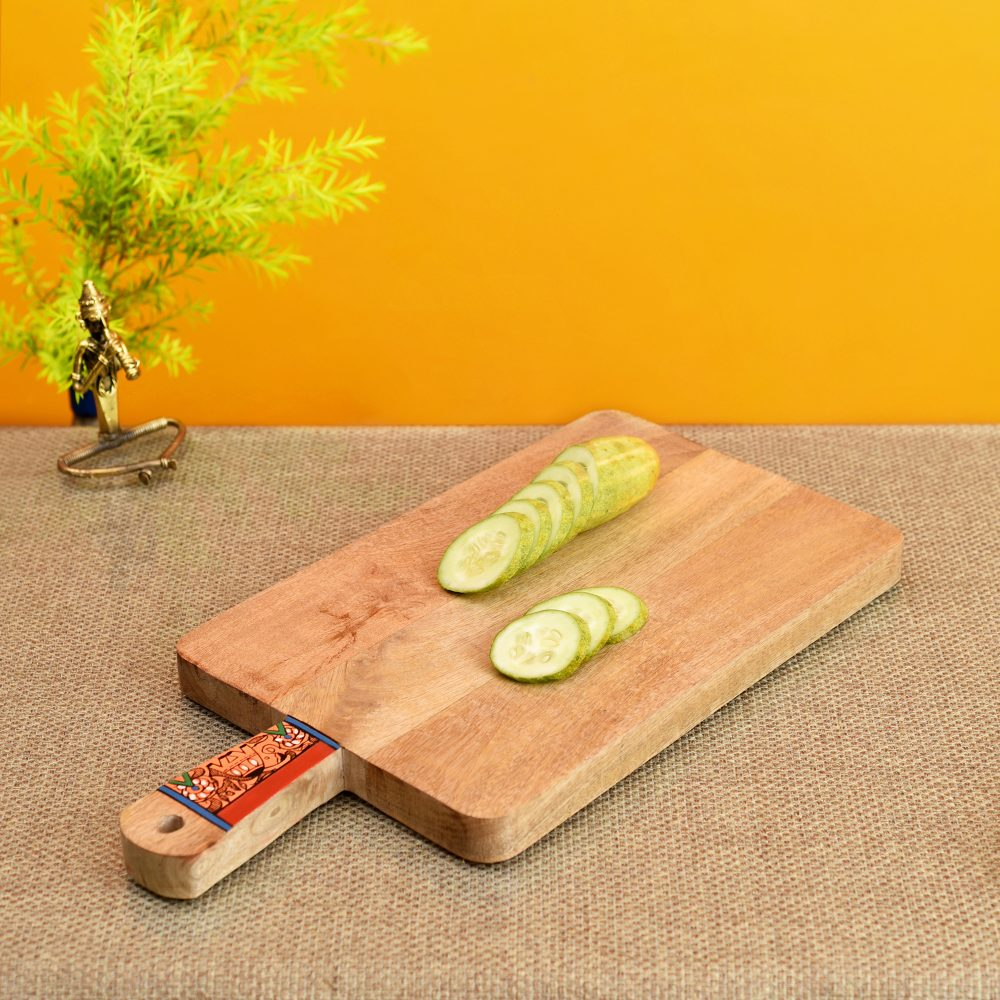 Handicraft Chopping Board (17x8x0.6)