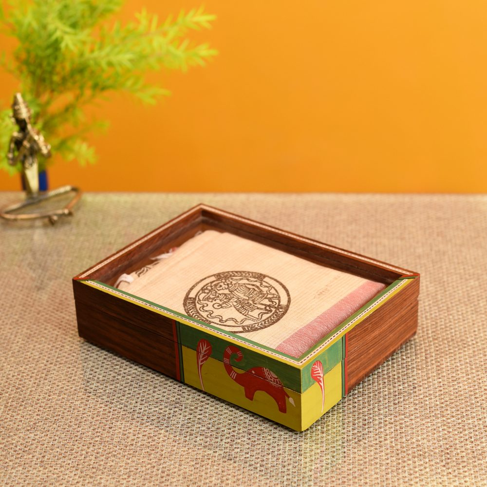 Handcrafted Gift Box Small (8x5.7x2)