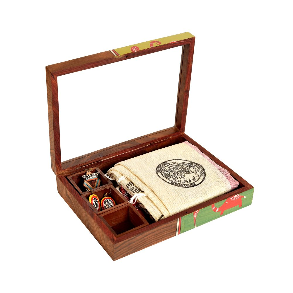 Handcrafted Gift Box Large (10.5x8x2.2)
