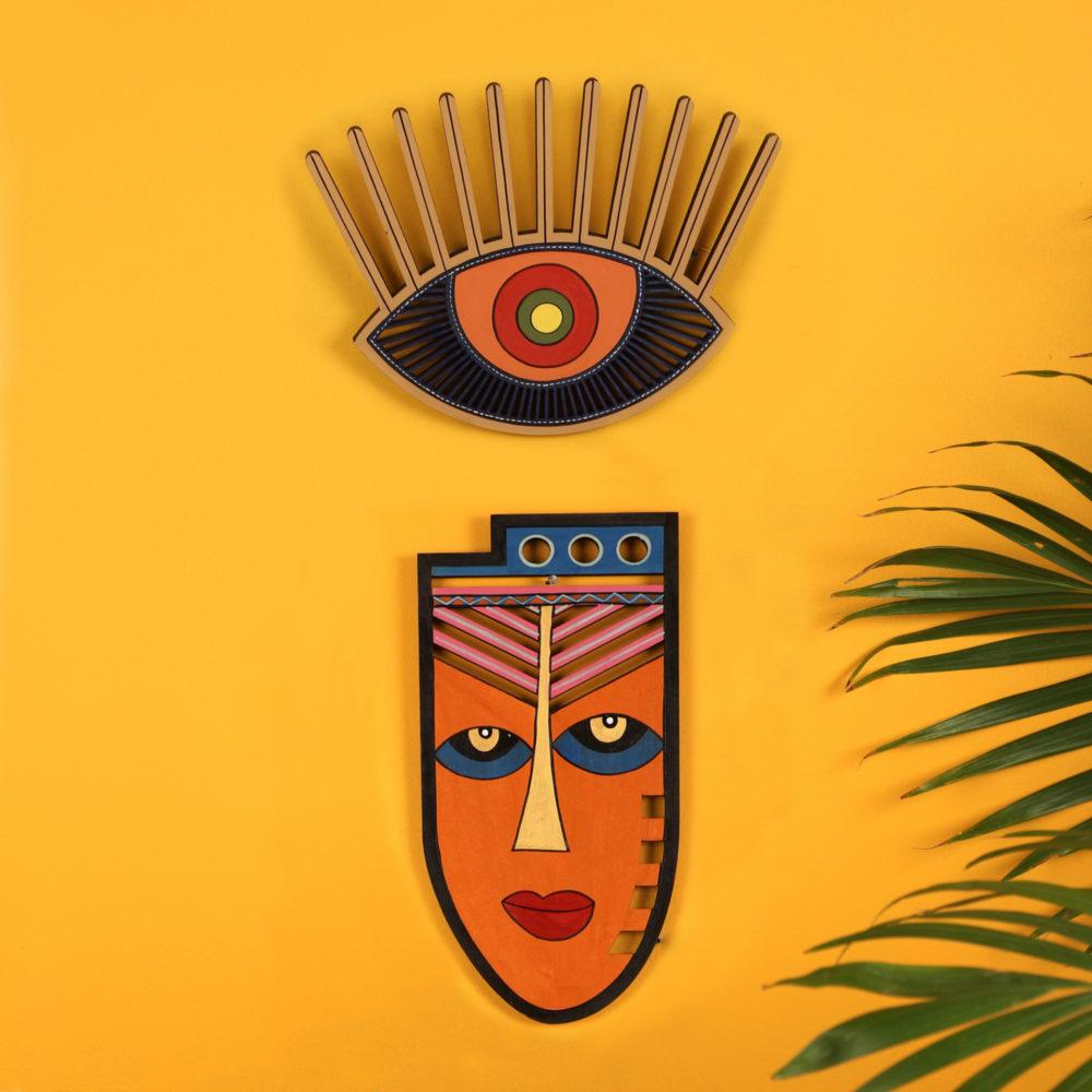 The Third Eye Wall Decor Set of 2