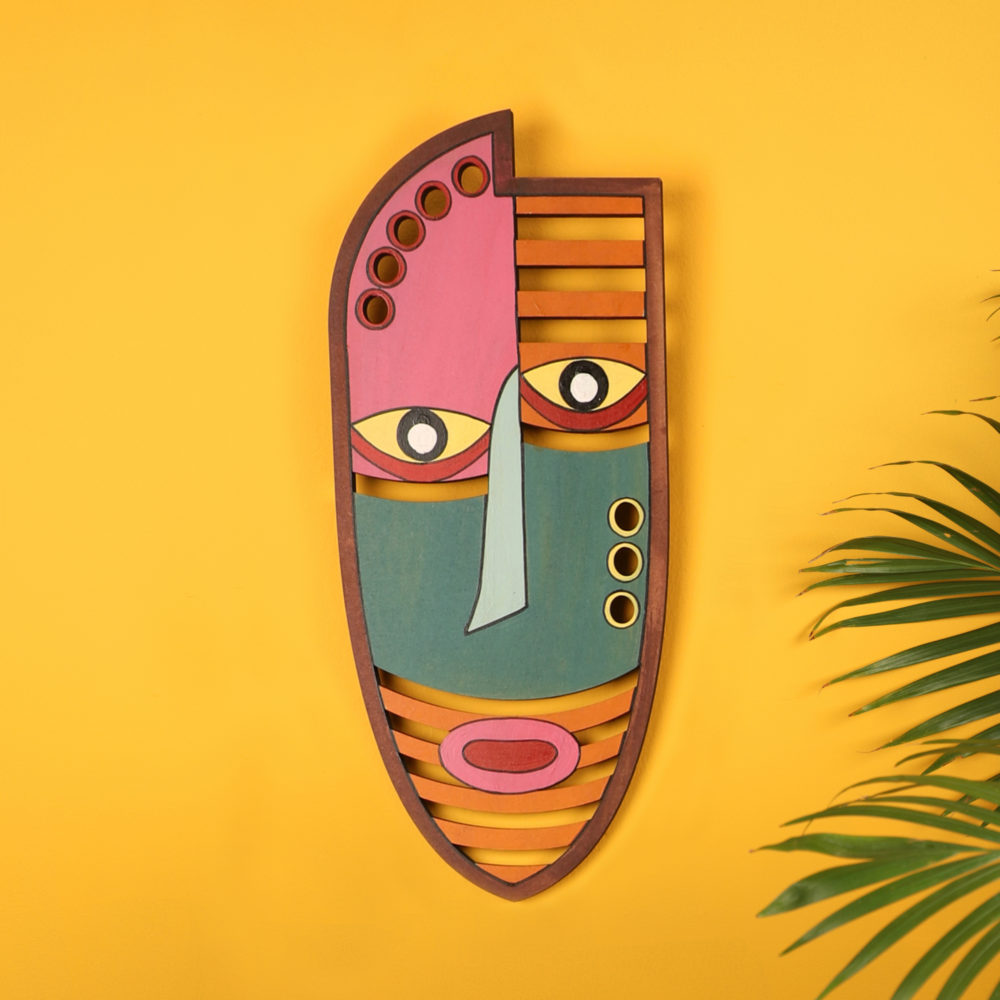 Perfect Peter Wall Decor Mask (6x14)