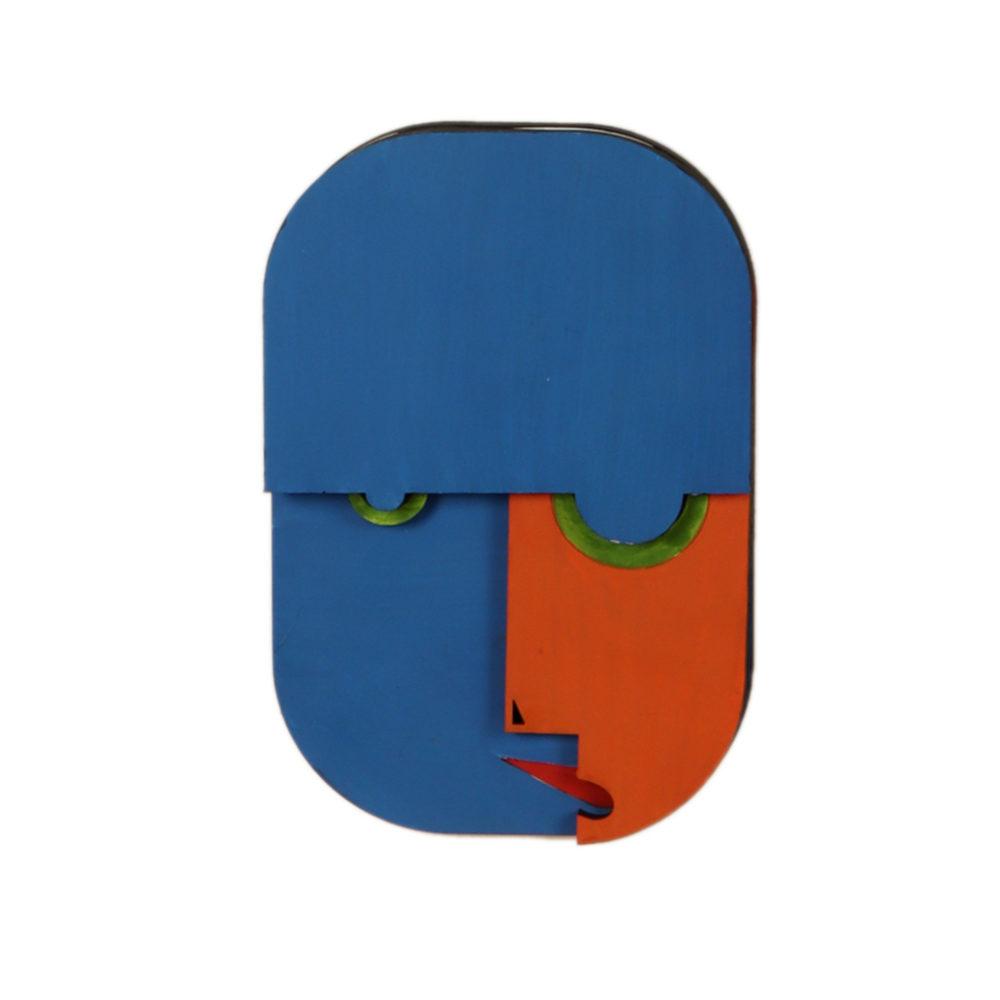 Bossy Bill Wall Decor Mask (6x9)