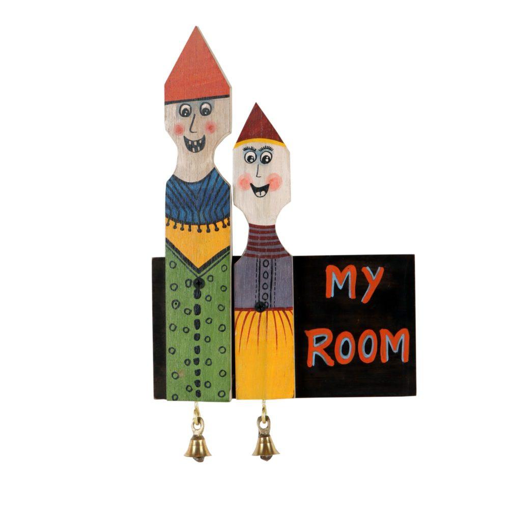 Funny N' Honey Jokers My Room Board-7.5x1x12