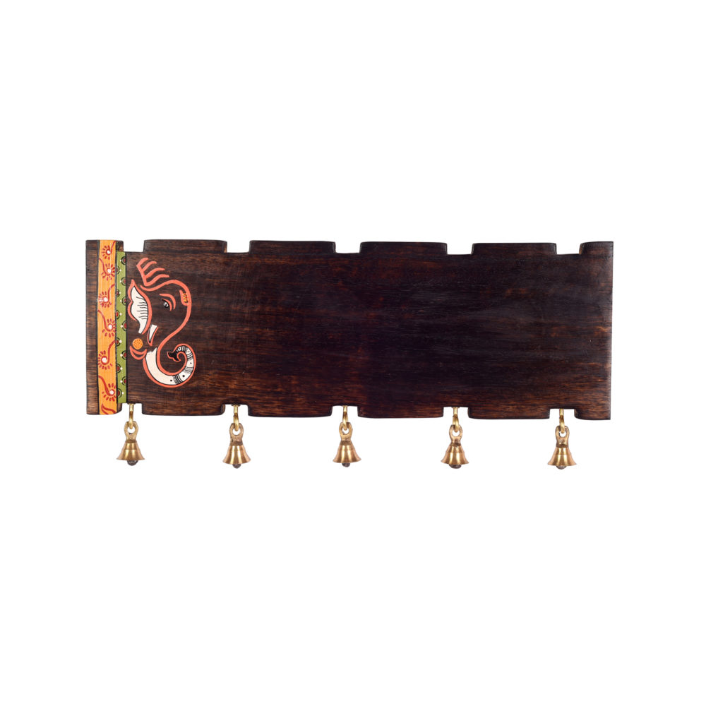 Shri Ganesh Name Plate for Home (With Name) (15x0.5x5)